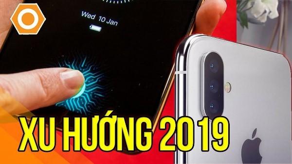 7 xu hướng công nghệ sẽ dẫn đầu vào năm 2019