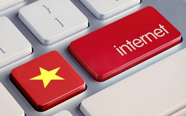Các con số thống kê về sử dụng Internet của Việt Nam